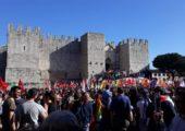 A Prato gli antifascisti scendono in piazza
