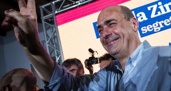 """Primarie: """"Risultato eccezionale, con Zigaretti il PD volta finalmente pagina"""""""