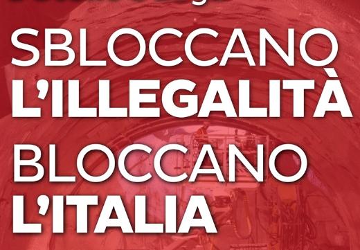 Sblocca Cantieri: Lega e Cinque Stelle aprono a corruzione e illegalità