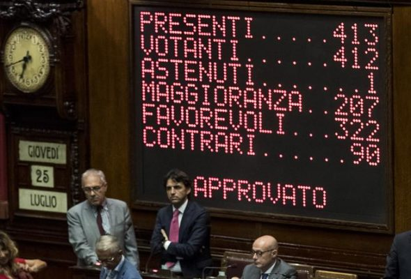 Decretosicurezzabis: ulteriore passo verso abisso democratico