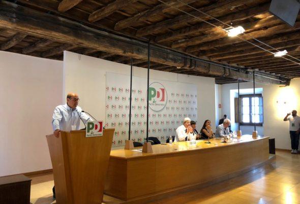 Direzione Pd: la relazione completa di Zingaretti
