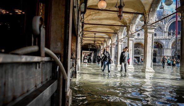 Venezia: attivato il numero solidale per le donazioni