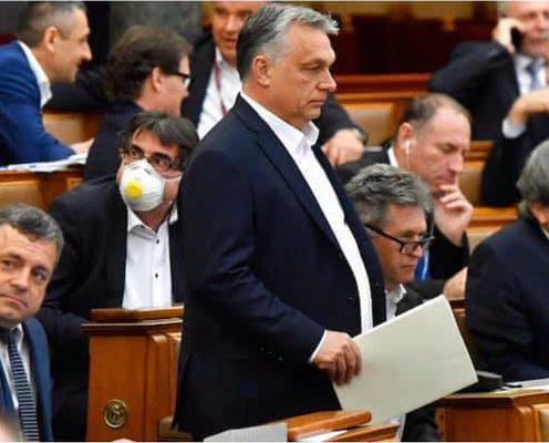 Ungheria: non vogliamo dittatori come Orban in Europa
