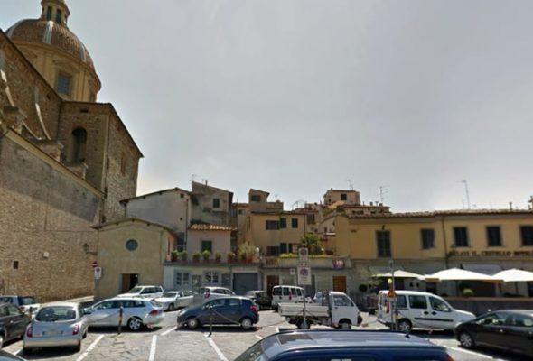 Favorevole a lavori per parcheggio in Piazza Cestello