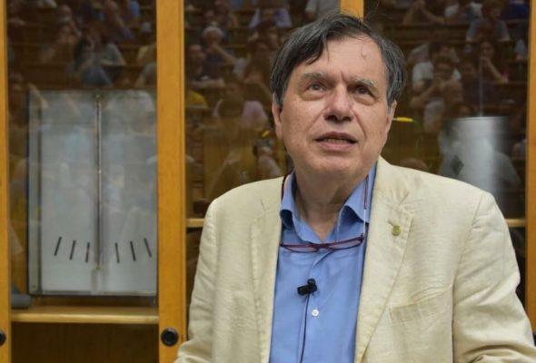 L'italiano Giorgio Parisi vince il Nobel per la fisica